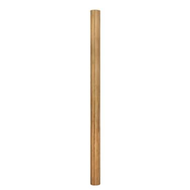 vidaXL Room Divider Bamboo Natural 250x195 cm[2/4]