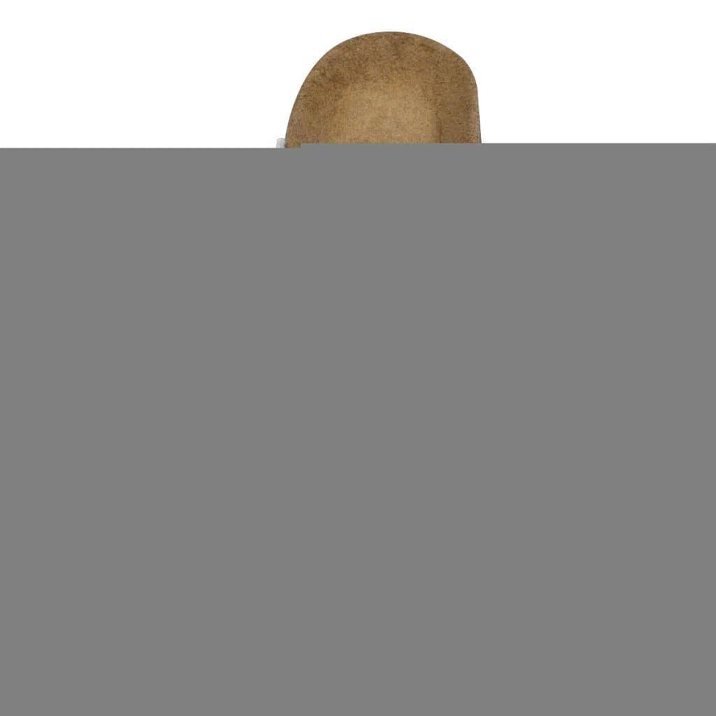 Korktallaga sandaalid 3 rihmaga mõlemale soole s..