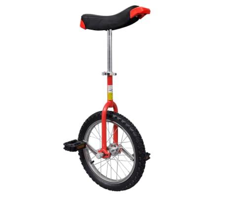 Monocycle ajustable rouge[1/4]