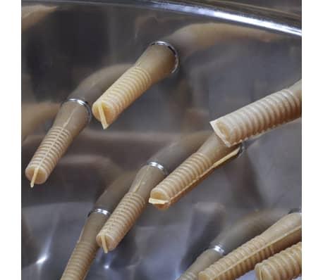 Elektrisk fjærplukker med 98 plukkefingre 27 cm[4/5]