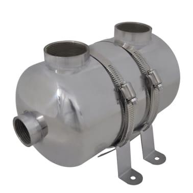 Schimbător de căldură pentru piscină 292 x 134 mm 28 kW[1/6]
