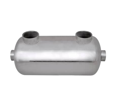 acheter changeur de chaleur pour piscine 355 x 134 mm 40 kw pas cher. Black Bedroom Furniture Sets. Home Design Ideas