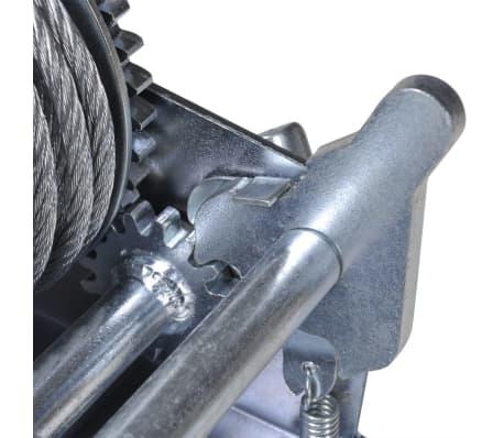Cabrestante manual de arrastre, 544 kg[5/6]
