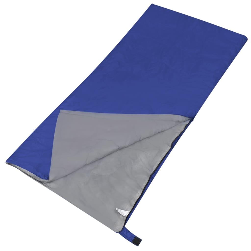Lehký dekový spací pytel obdélníkový pro jednoho