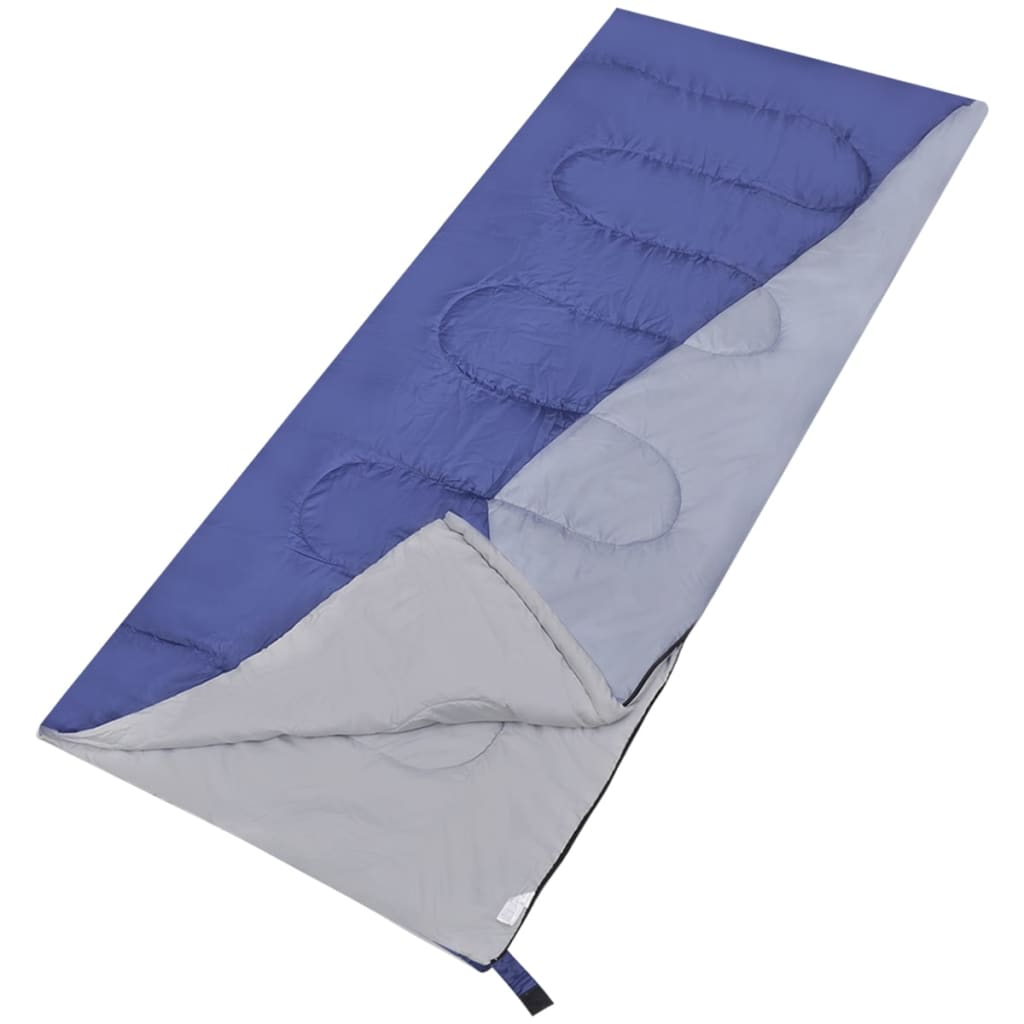 vidaXL Rectangular Lightweight Single Sleeping Bag
