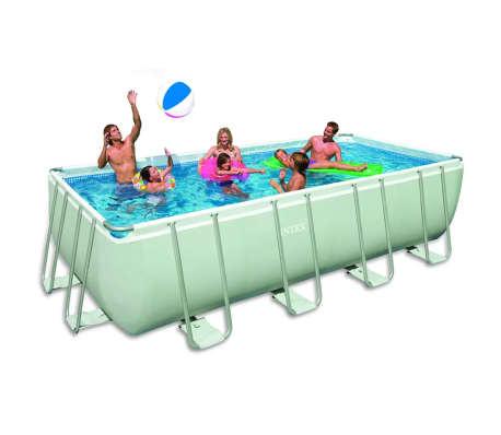 Intex Ultra Frame Zwembadset rechthoekig 549x274x132 cm 28352GN[3/6]