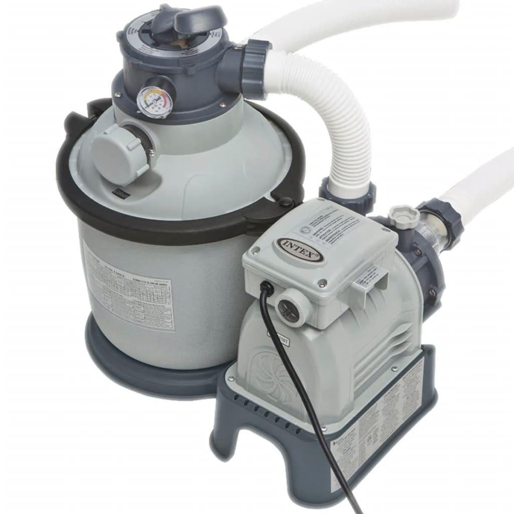 Intex Pompă de filtrare cu nisip Krystal Clear, 28644GS vidaxl.ro