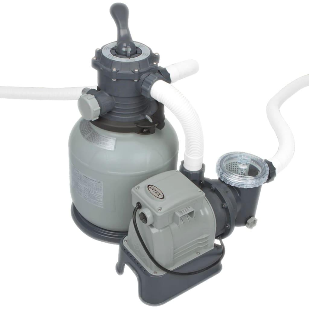 Intex Pompă de filtrare cu nisip Krystal Clear, 28646GS vidaxl.ro