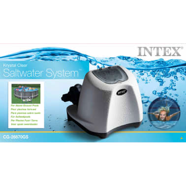 Intex Krystal Clear ECO Zoutwatersysteem 28670GS[2/3]