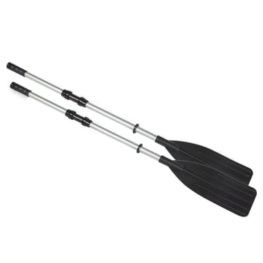 Intex Excursion 4 Set Inflatable Boat with Oars and Pump