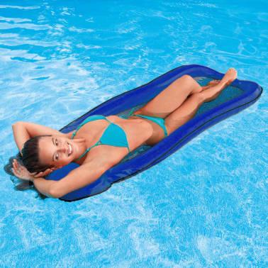 Colchoneta inflable para piscina intex 58836np for Colchonetas piscina