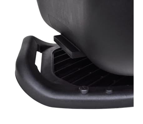 vidaXL Topkoffer voor motorfietsen 36 L voor 1 helm[5/7]