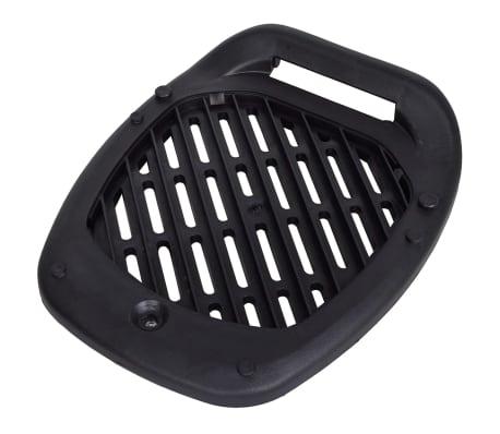 vidaXL Boîte de moto 36 L pour un seul casque[6/7]