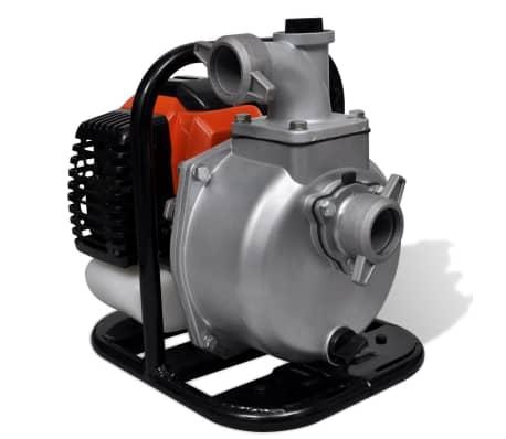 vidaXL Petrol Powered Water Pump 2 Stroke 1.25 kW 1.3 L[1/7]