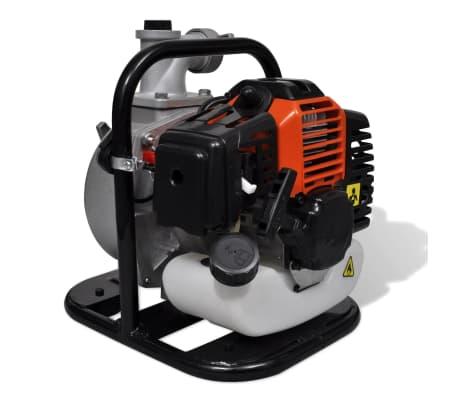 vidaXL Petrol Powered Water Pump 2 Stroke 1.25 kW 1.3 L[2/7]