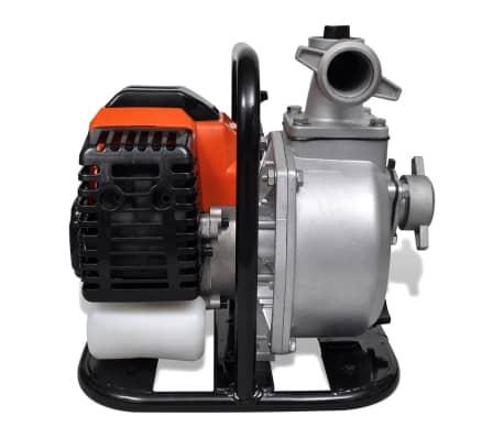 vidaXL Petrol Powered Water Pump 2 Stroke 1.25 kW 1.3 L[3/7]
