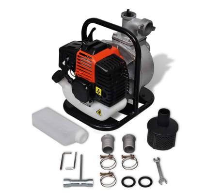 vidaXL Petrol Powered Water Pump 2 Stroke 1.25 kW 1.3 L[7/7]