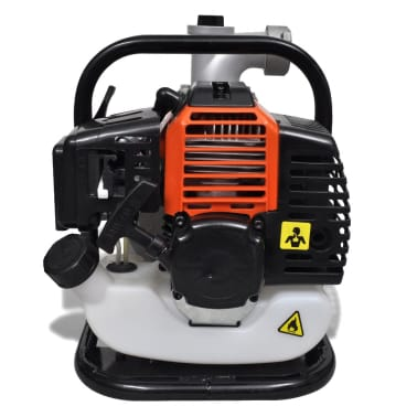 vidaXL Petrol Powered Water Pump 2 Stroke 1.25 kW 1.3 L[4/7]