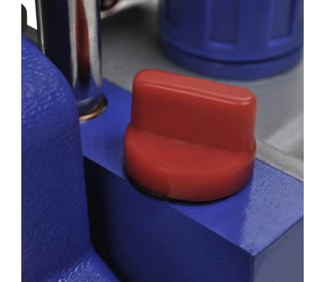 Et-trins Vakuumpumpe med Trykmåler 71 L / min[5/7]