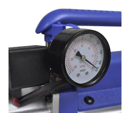 vidaXL Single-stage Vacuum Pump with Pressure Gauge 71 L / min[7/7]