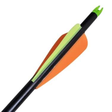 Compoundboog voor volwassenen met accessoires en glasvezel pijlen[5/11]