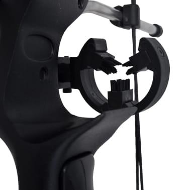 Compoundboog voor volwassenen met accessoires en glasvezel pijlen[8/11]