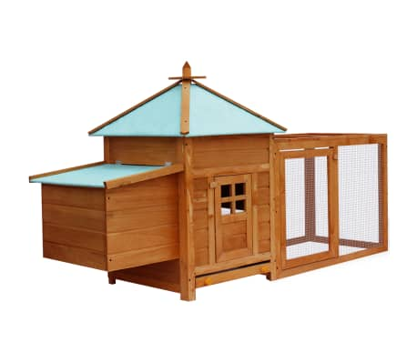Outdoor Chicken Coop[1/5]