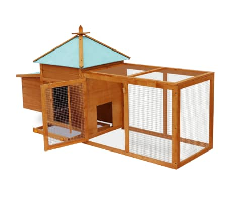 Outdoor Chicken Coop[3/5]