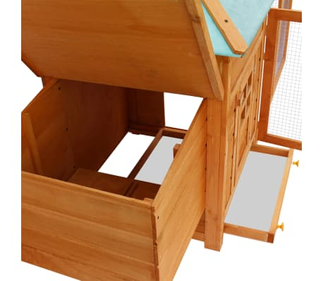 Outdoor Chicken Coop[4/5]