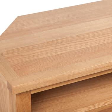 "vidaXL TV Cabinet with Drawer Oak 34.6""x16.5""x18.1""[5/7]"