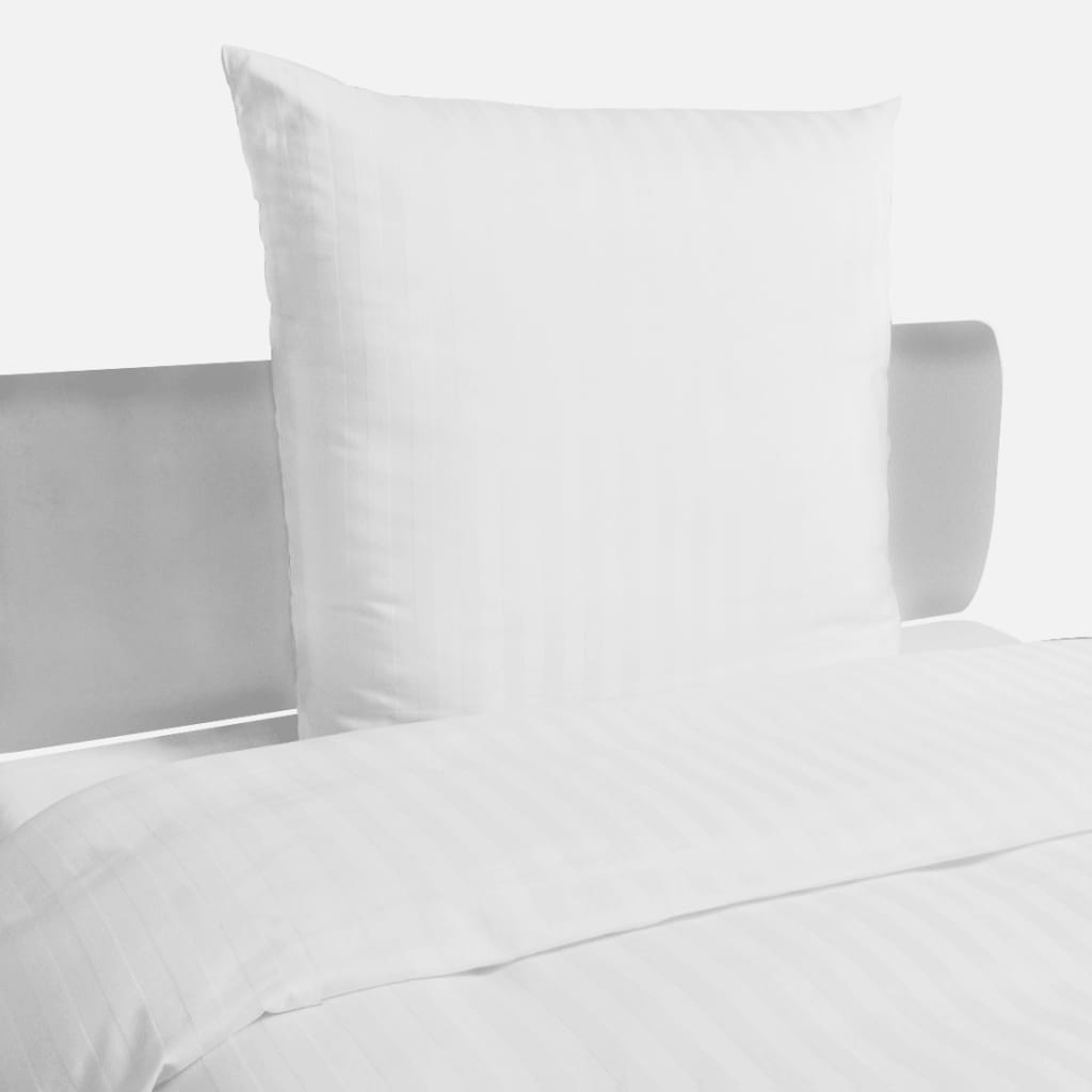 5 x Povlečení na přikrývku a polštář, bavlněný satén, 155x220/80x80cm