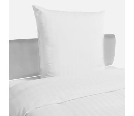 acheter 5 parures housse de couette taie d 39 oreiller en satin 155x220 80x80cm pas cher. Black Bedroom Furniture Sets. Home Design Ideas