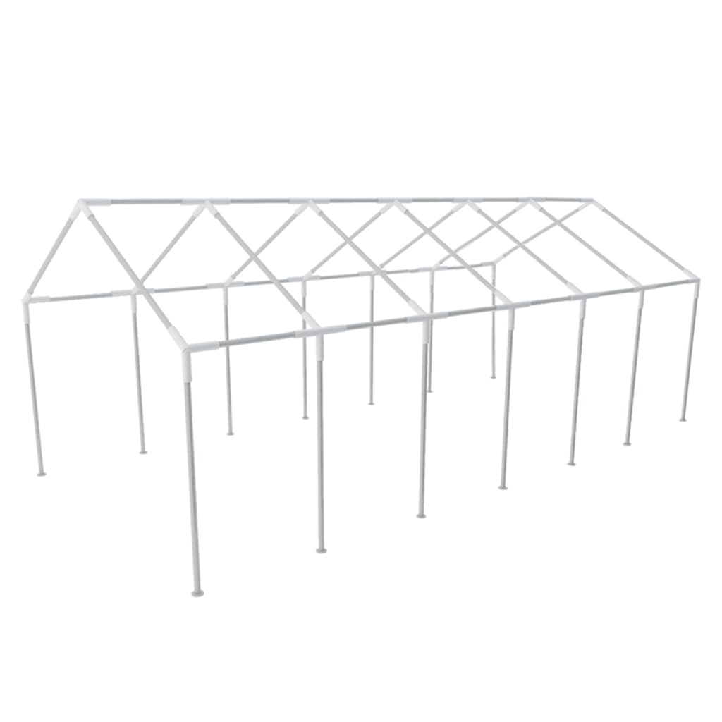 vidaXL Steel Frame for 12 x 6 m Party Tent