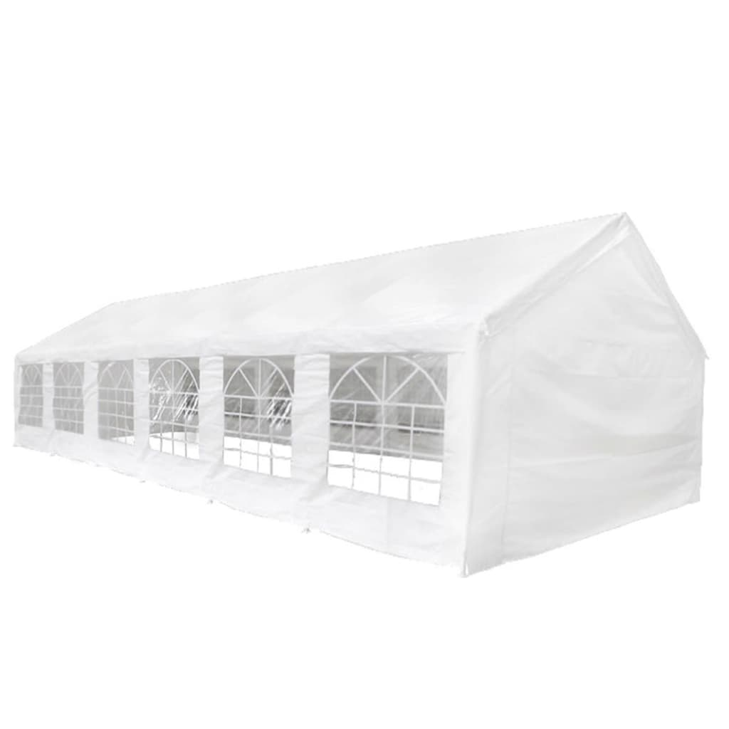 vidaXL Tent Top and Side Panels for 12 x 6 m Party