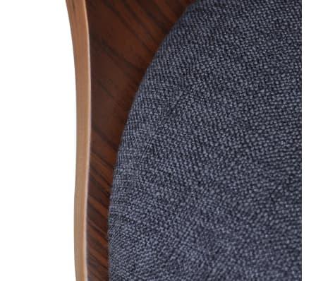 ae6cec59da44d 2 ks jedálenská stolička z ohýbaného dreva s látkovým poťahom[6/7]