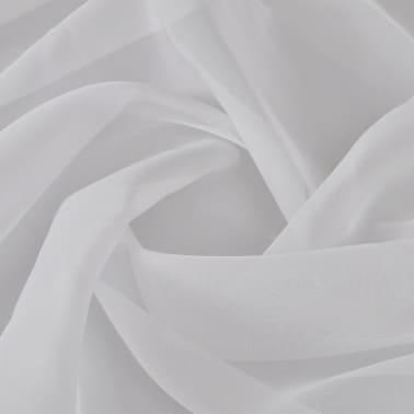 Voile Fabric 1.45 x 20 m White[1/2]
