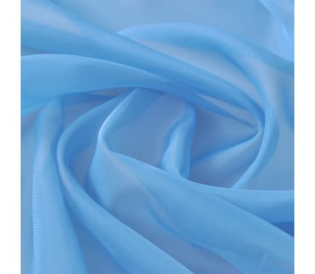 Voile turquoise 1,45 x 20 m[1/2]