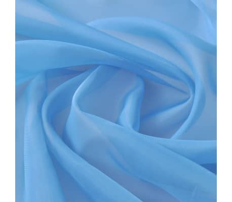 Voile turquoise 1,45 x 20 m[2/2]