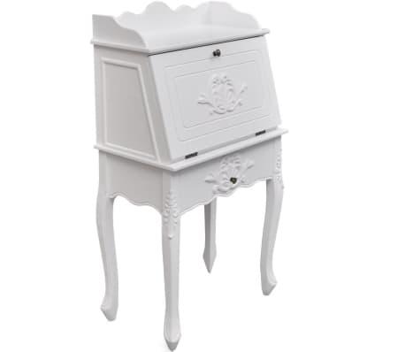 Wooden French Secretary Desk[1/9]