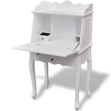Wooden French Secretary Desk[5/9]