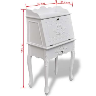 Wooden French Secretary Desk[9/9]