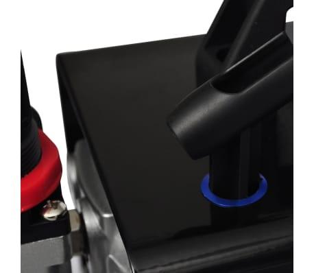 "Airbrush Compressor Set with 3 Pistols 10"" x 5.3"" x 8.7""[4/6]"