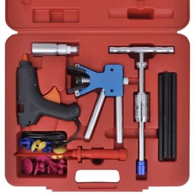 32 Piece Car Body Penal Repair Dent Puller Remover Tool Kit[4/5]