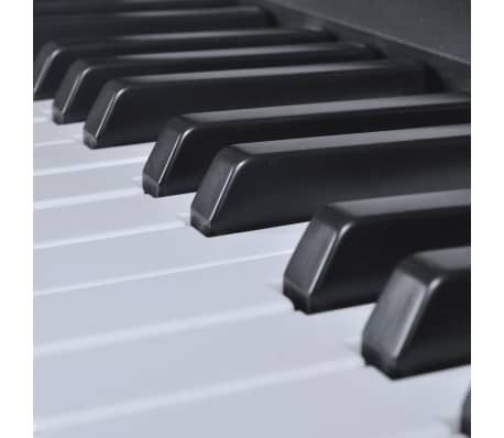 54 Piano-Key Electric Keyboard with Music Stand[3/4]