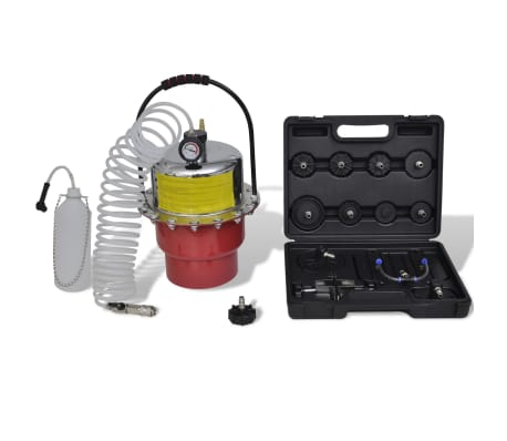 Pneumatic Air Pressure Bleeder Tool Set[1/5]