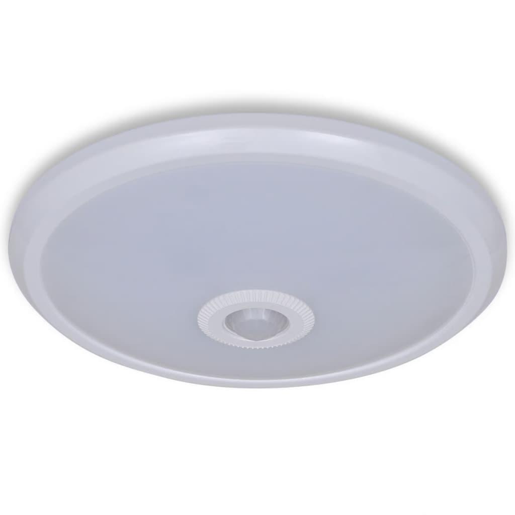 Stropní LED svítidlo s infračerveným čidlem pohybu