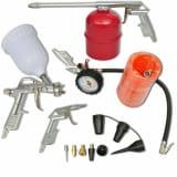 Air Tool Set Paint Spray Gun for Compressor