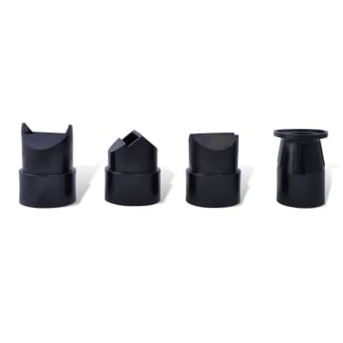 Air Sand Blasting Kit 3 Bottles & 4 Nozzles[4/4]
