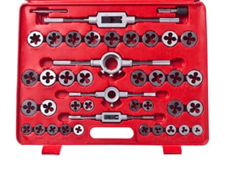 110 pcs Tap & Die Tool Set[4/6]
