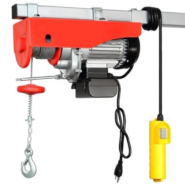 Electric Hoist 660 / 1320 lb[1/4]